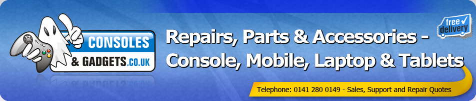 Console, Tablet, iPhone and iPad - Mobile Repairs Parts and Accessories